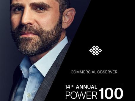 Real Estate Developer Ari Rastegar Makes Commercial Observer's Power 100