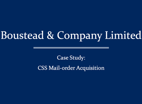 World Industries acquired CSS Mailorder