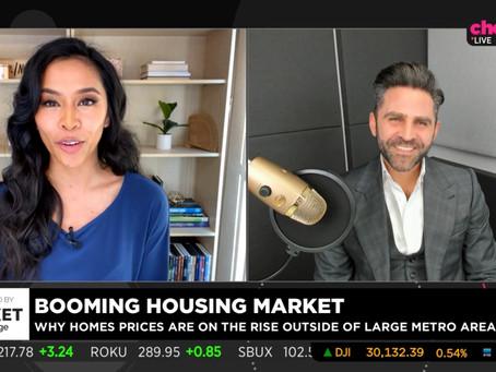 Boustead Client, Ari Rastegar of Rastegar Property Company, talks 2021 Real Estate on Cheddar