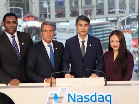 China Internet Nationwide Financial Services Inc. (Nasdaq: CIFS) to Ring The Nasdaq Closing Bell