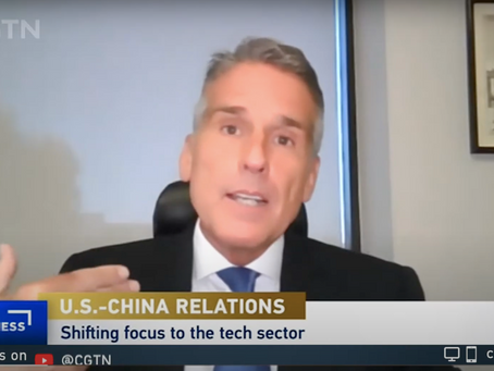 Boustead's Dan McClory on The Current State of U.S.-China Relations