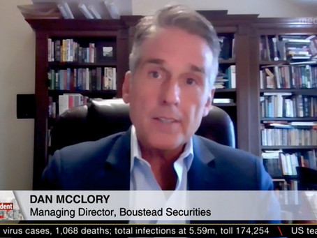 Boustead's Dan McClory Discusses Nasdaq Restrictions On Chinese Listings with Channel News Asia
