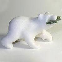 Onyx & Marble Bear