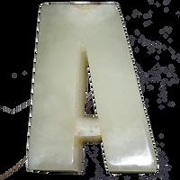Onyx & Marble Alphabets
