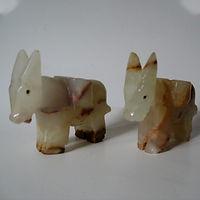 Onyx & Marble Donkey