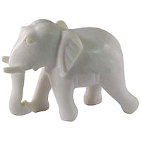 Onyx & Marble Elephant