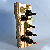 Onyx Wine Bottle Holder