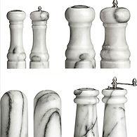 Marble Salt Paper Shaker