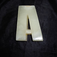 Alphabet Letter & Numbers