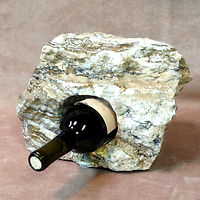 Marble Wine Bottle Holder