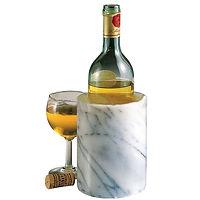Marble Wine Bottle Cooler