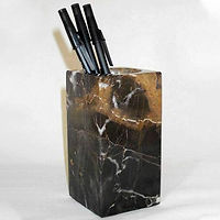 Marble  Pencils Jar Holders