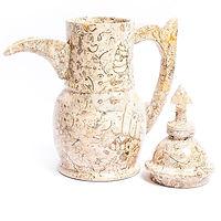 Marble Tea Set