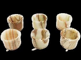 Onyx Tea Cups Sets