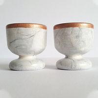 Marble Eggs Cups