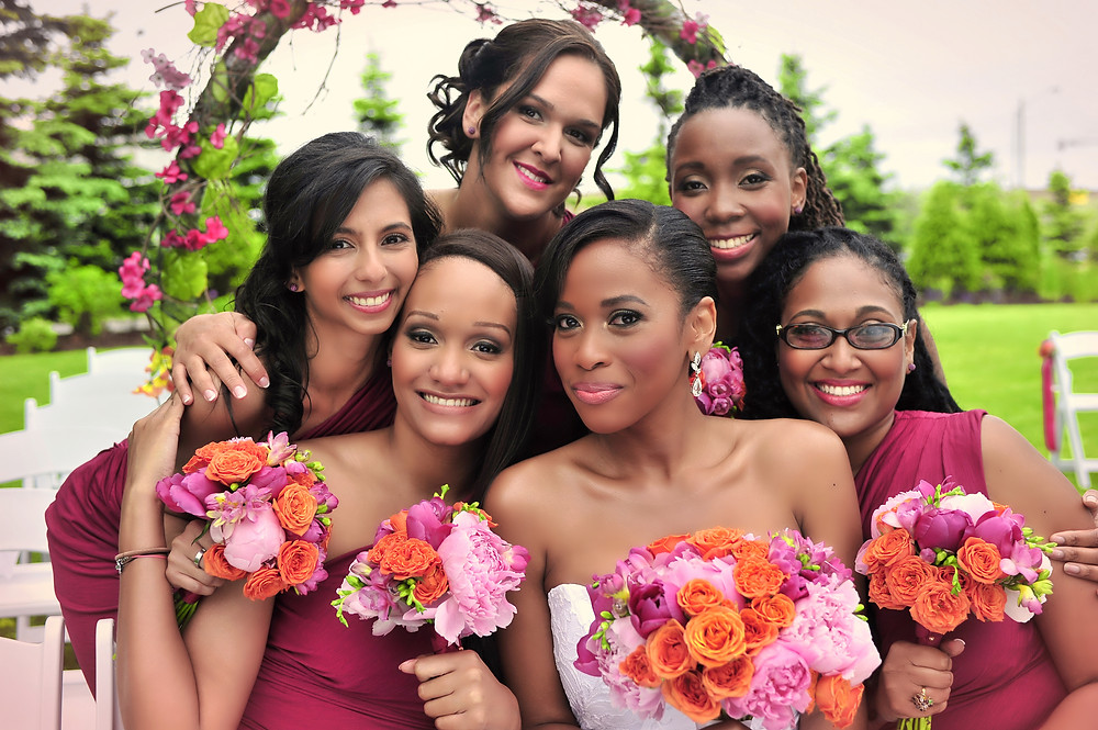 Bridesmaids Nneka 6775