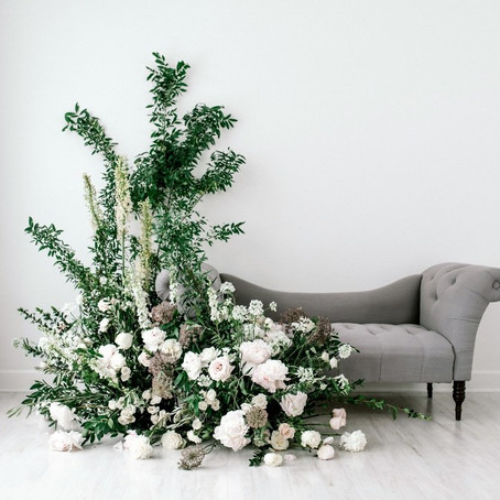 Top 5 Wedding Floral Trends for 2019
