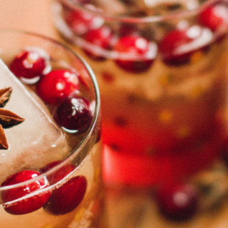 Festive Fall Cocktails for your wedding (part 2)