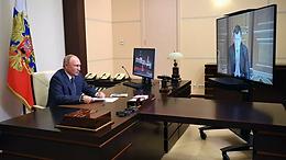 Путин рассказал о важности развития нанотехнологий