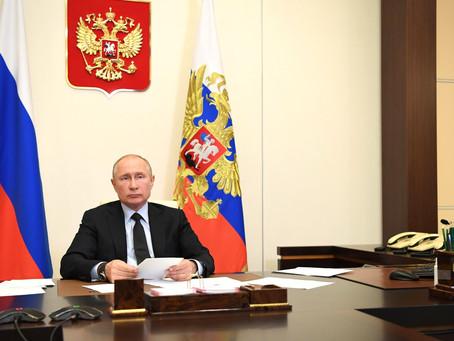 Что Владимир Путин сделал за 20 лет?