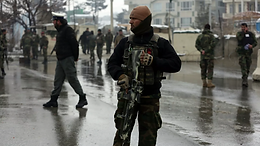 Автомобиль российского посольства подорвался в Кабуле