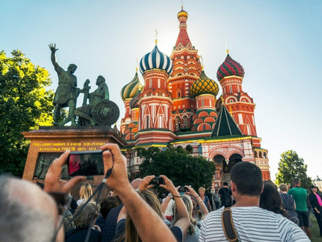 Внутренний туризм как двигатель экономики и инструмент патриотического воспитания!