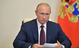 """""""Куда, куда вы смотрите-то?"""": Путин раскритиковал чиновников из-за повышения цен на продукты"""