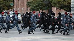 В Ереване протестующие против Пашиняна вновь вышли на улицу