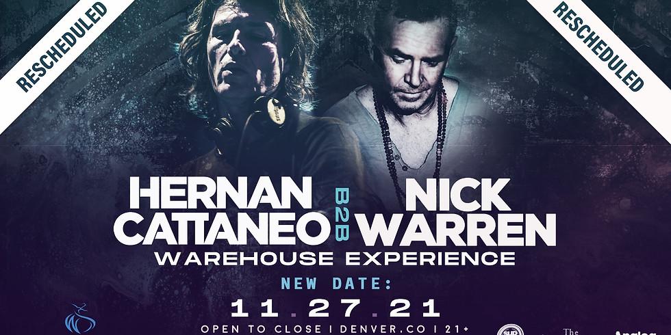 Hernan Cattaneo B2B Nick Warren Warehouse Experience Denver (1)