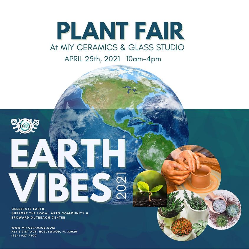 Earth Vibes Plant Fair