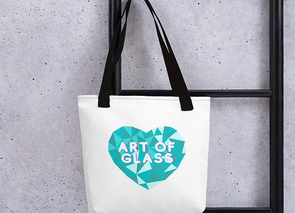 Art of Glass Tote bag