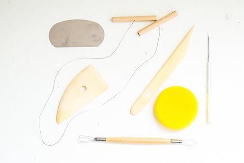 Take Home Pottery Tools