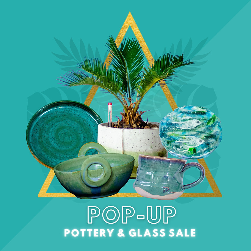 It's A Flash Pop-up Pottery & Glass Sale