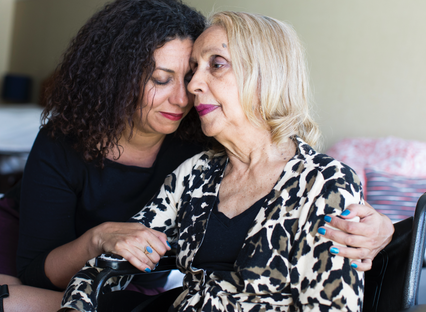 Dignity, Death and America's Crisis In Elder Care