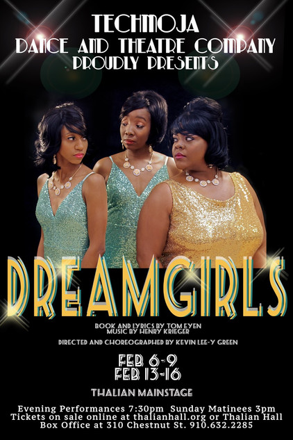 Dreamgirls 2020
