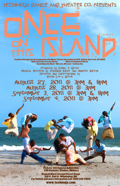 Once On This Island 2011