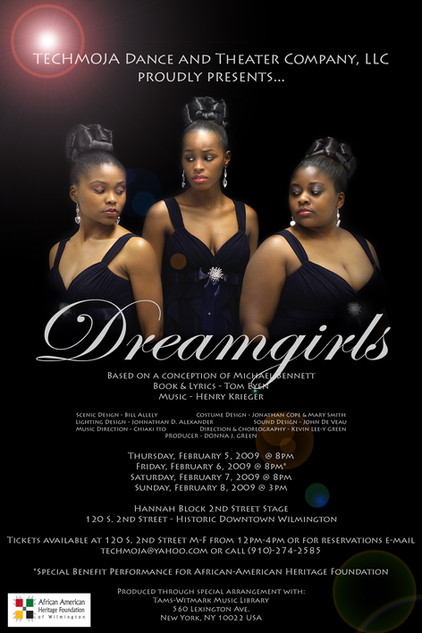 Dreamgirls 2009
