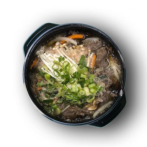 Beef Bulgogi Stew