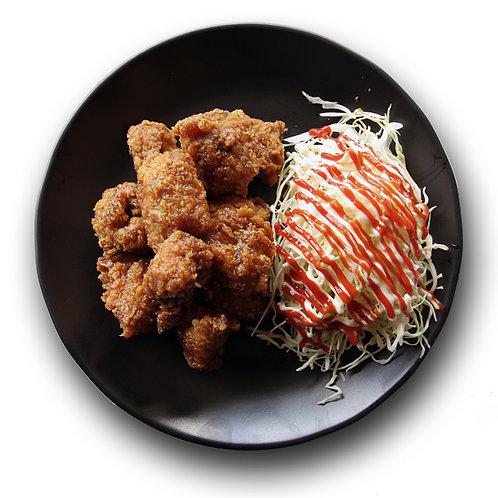 Soy Garlic Boneless Chicken (600g)