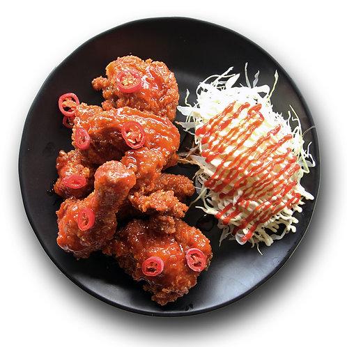 Fire Spicy Half Chicken