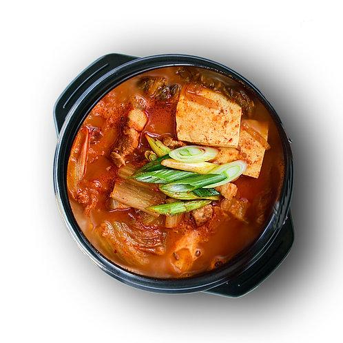 Pork Kimichi Jigae