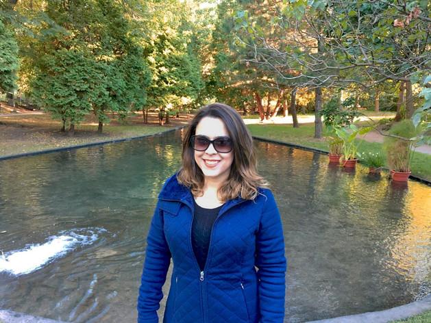 Passeio pelo Westmount Park em Montreal