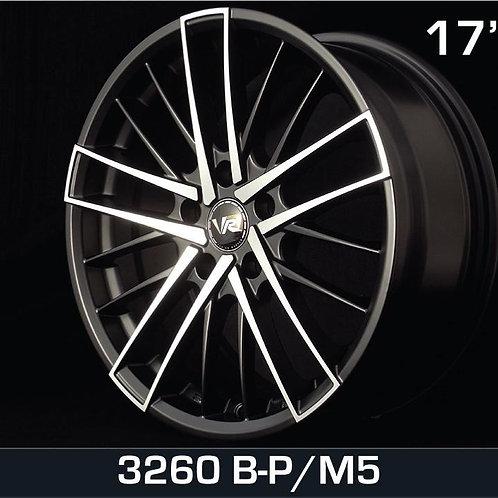 17x7.5 VR Wheels 3260