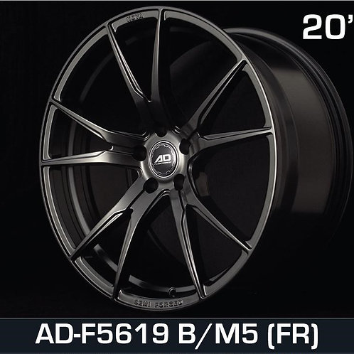 20x9.0 AD  Flow-Forming Wheels F5619