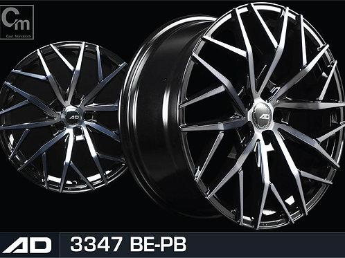 19x8.5 AD Wheels 3347