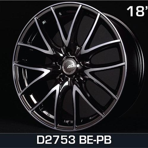 18x8.0 AD Wheels 2753