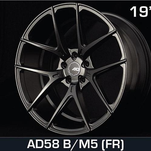 19x8.5 AD Wheels 58