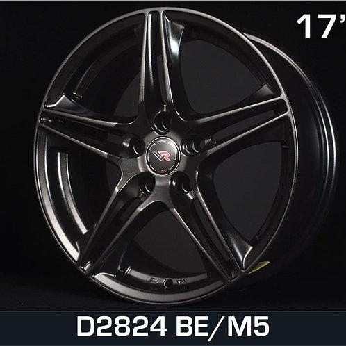 17x7.5 VR Wheels 2824