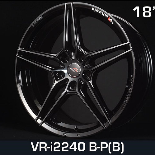 18x8.0 VR  Flow-Forming Wheels F2240