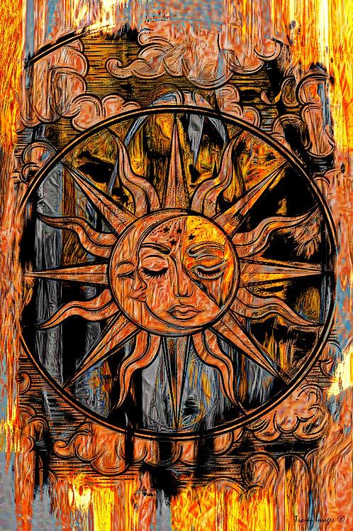 Sun & Moon -  Poster